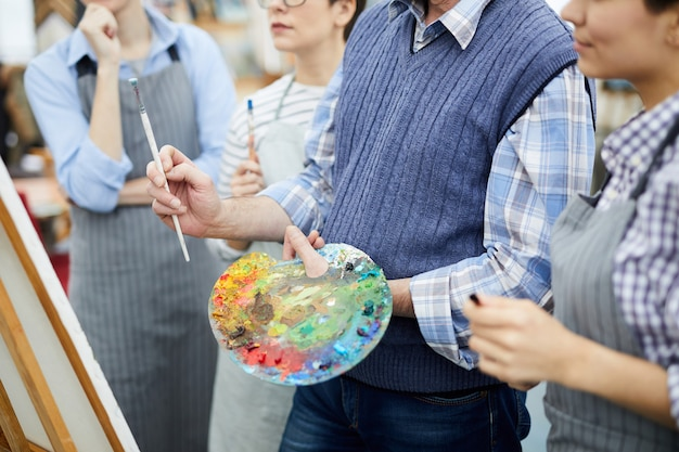Art college concept