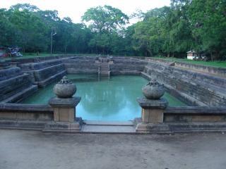 L'art du sri lanka, monument