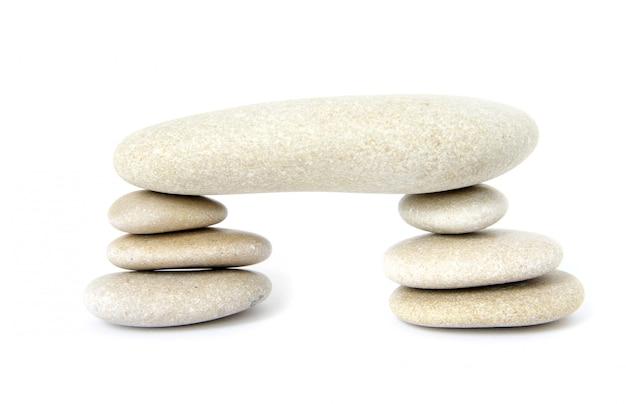 L'art d'équilibrer les pierres
