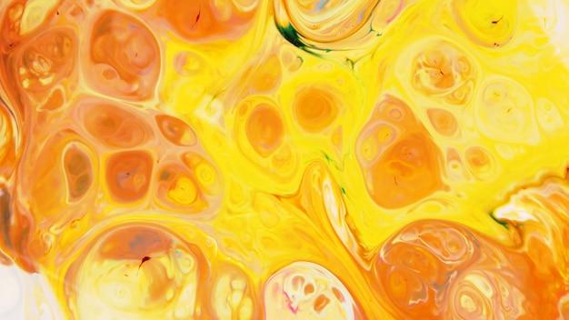 Art fluide. abstrait arrière-plan flou multicolore.