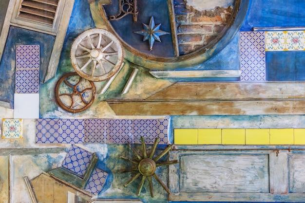 Art mural sicilien