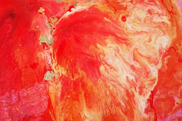 Art de la résine. peinture abstraite. luxe naturel.