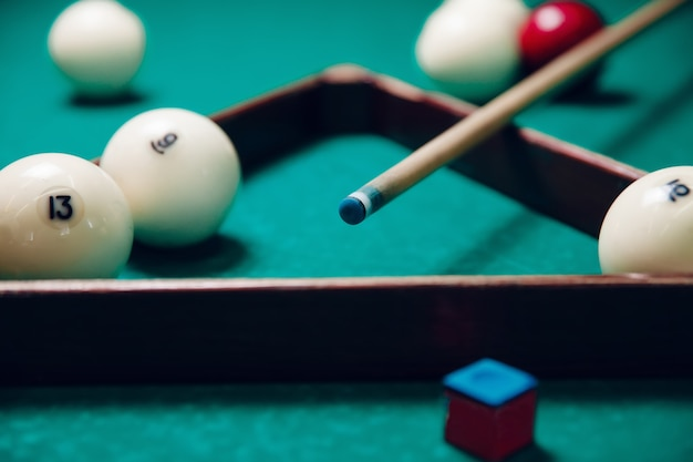 Articles de billard