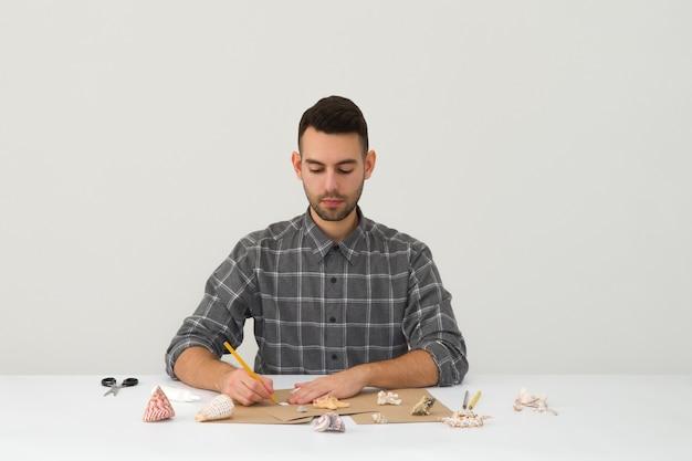 Artisanat de coquillages