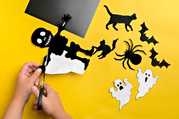 Artisanat pour halloween
