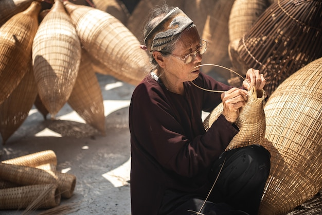 Artisanat vietnamien
