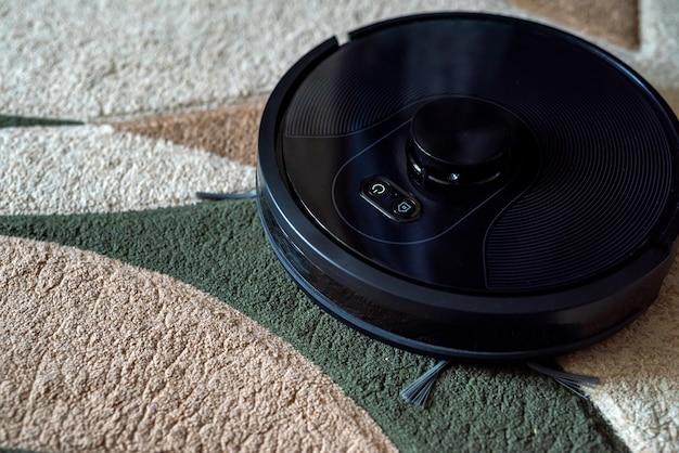 Aspirateur robot comme technologie de nettoyage intelligente pour chaque maison