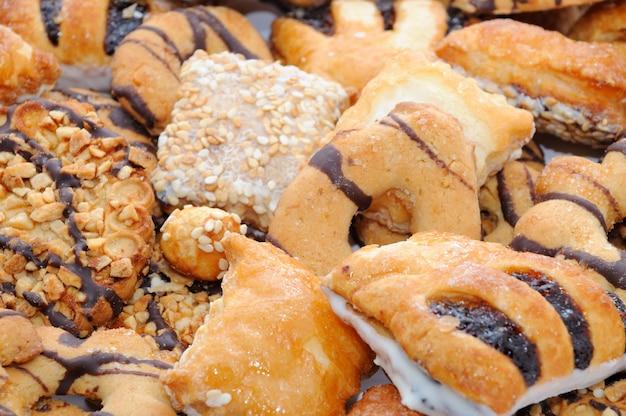 Assortiment de biscuits mixtes
