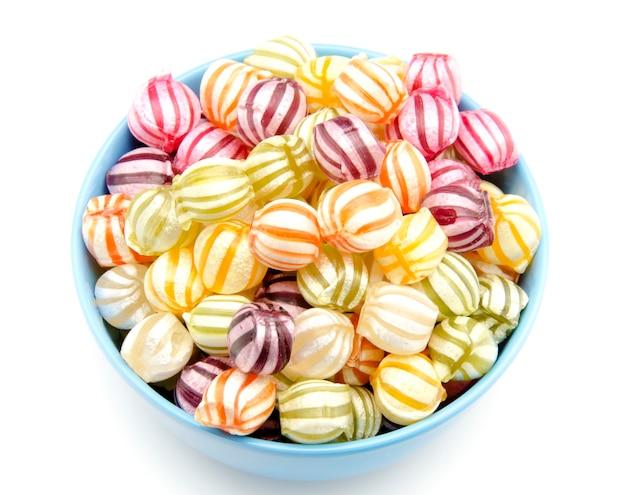Assortiment de bonbons aux fruits