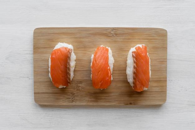 Assortiment de délicieux fruits de mer