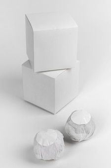 Assortiment de deux bombes emballé