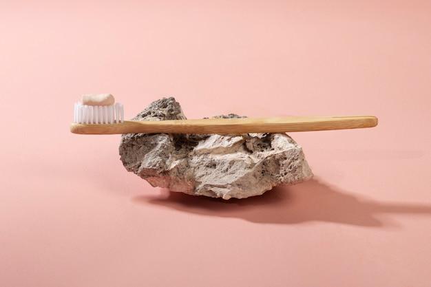 Assortiment de produits d'auto-soins naturels