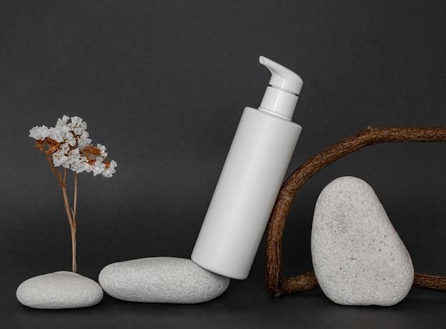 Assortiment de produits de soins de la peau