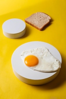 Assortiment savoureux de petit-déjeuner
