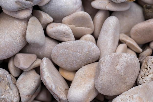 Assortiment de texture de pierre brute