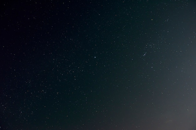 Astrologie du ciel cosmos galaxie étoilée