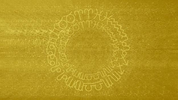 Astrologie horoscope pattern texture background , graphic design