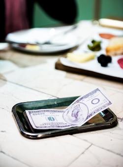 Astuce sur la table à manger