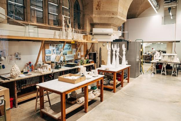 Atelier d'architectes organisé