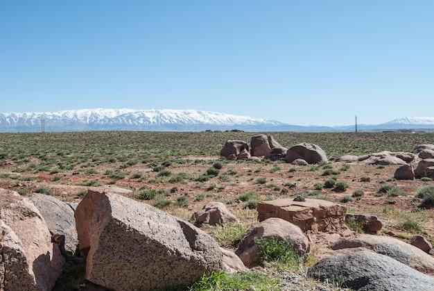 Atlas du maroc