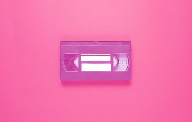 Attribut rétro de la culture pop de cassette