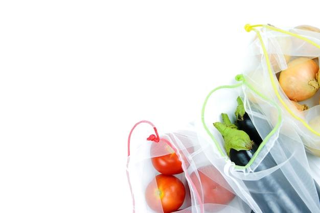 Aubergines de légumes frais