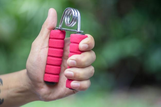 Augmentez votre puissance de main et de bras par l'outil d'exercice d'avant-bras