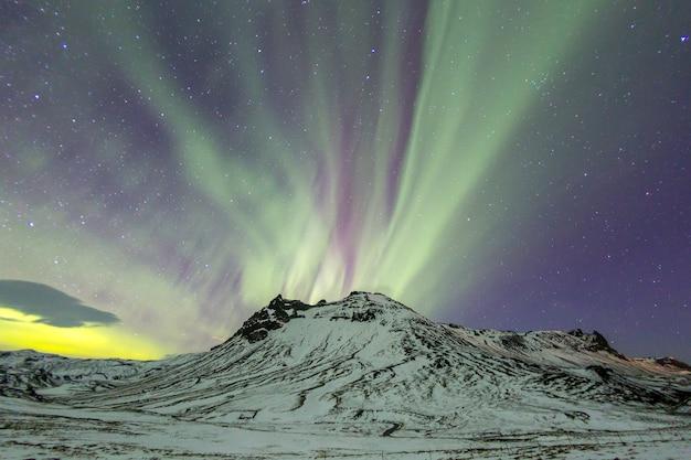 Aurore boréale northern light
