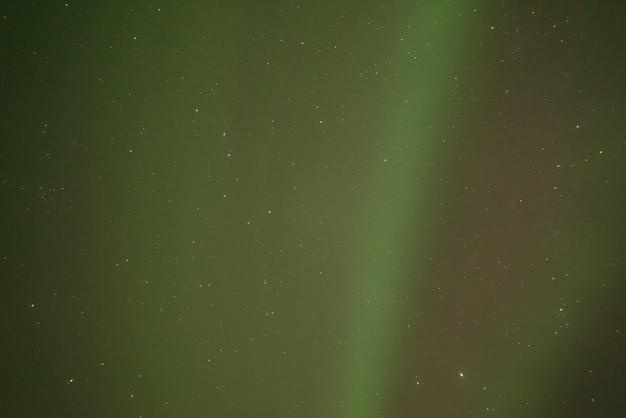 Aurores boréales, aurores boréales, vertes, violettes, bleues, étoiles .pôle nord, islande, russie