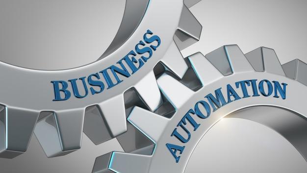 Automatisation des affaires