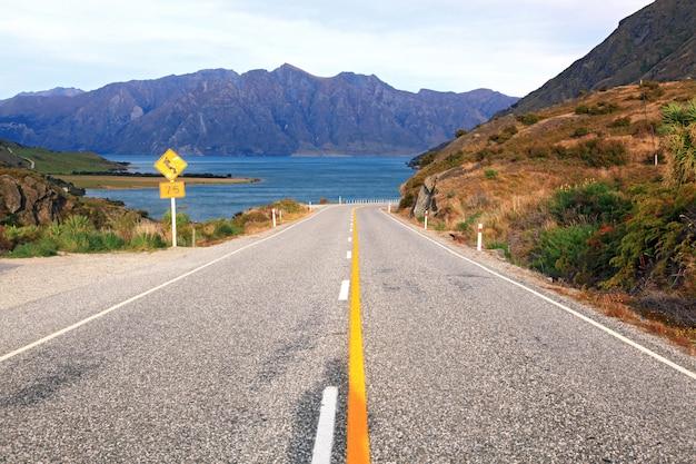 Autoroute, nouvelle zélande
