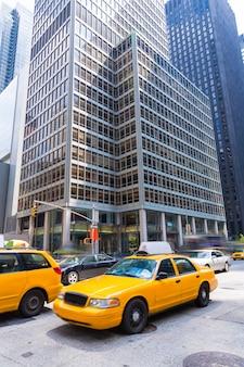 Avenue des amériques 6ème av manhattan new york