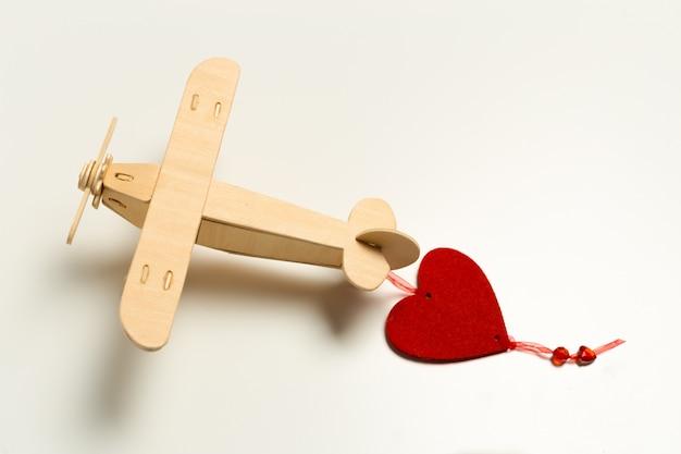 Avion jouet se bouchent