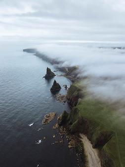 Avis de duncansby sea stacks en ecosse