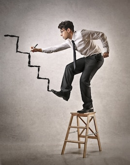 Avoir de l'ambition dans le travail