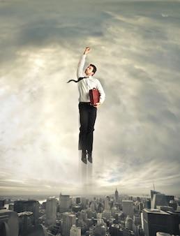 Avoir le super pouvoir une ambition