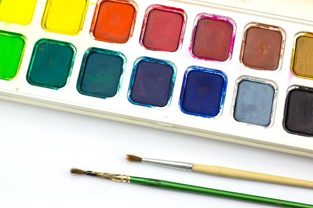 Bac à peinture