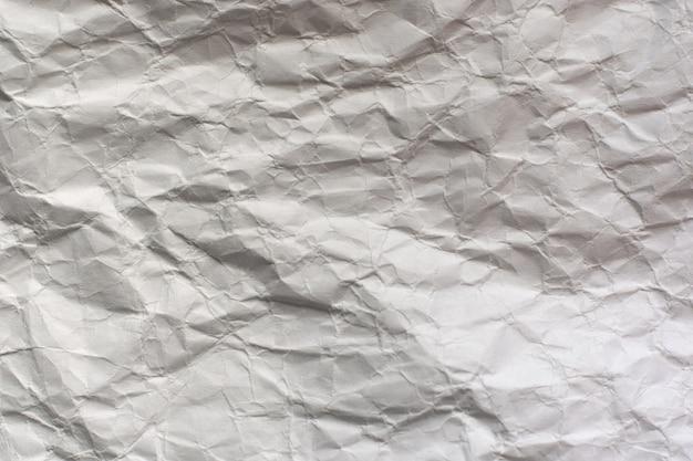 Backgrounf de vieux papier froissé paquet d'artisanat froissé texture du papier