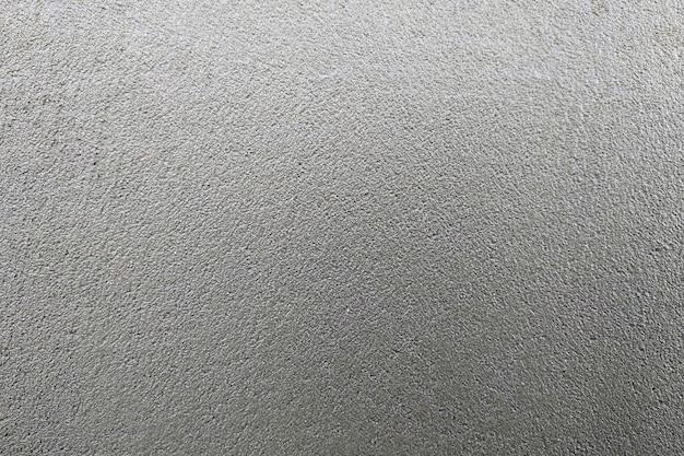 Backgroung texturé gris abstrait. mur recouvert de mortier de ciment.