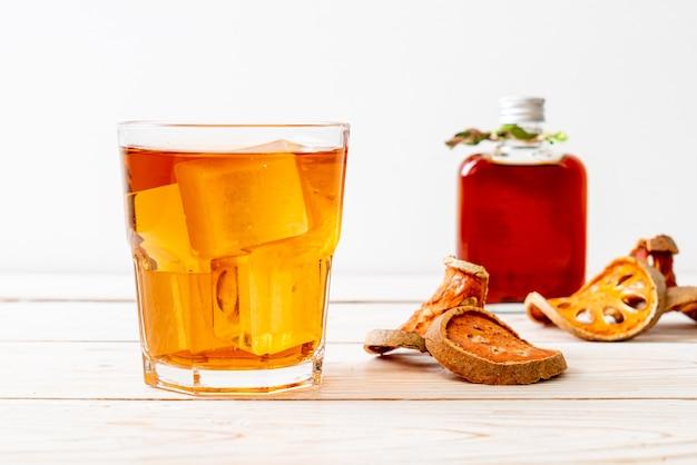Bael fruit herbal drink