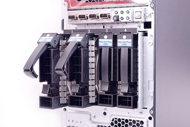 Baie de disque dur