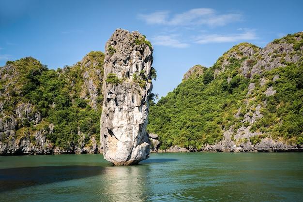 Baie d'halong, vietnam