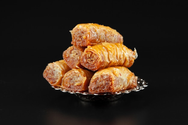 Baklava, dessert arabe traditionnel