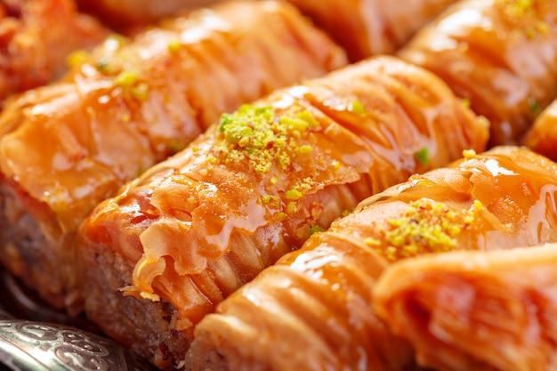 Baklava dessert turque