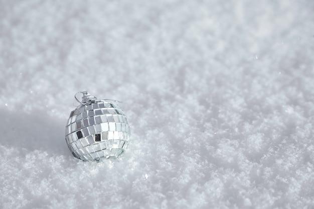 Bal d'hiver de noël et du nouvel an