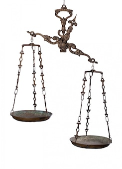Balance ancienne