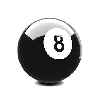 Balle 8