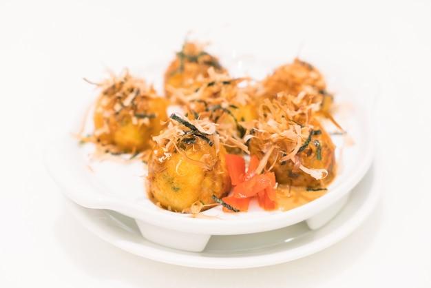 Balle de takoyaki
