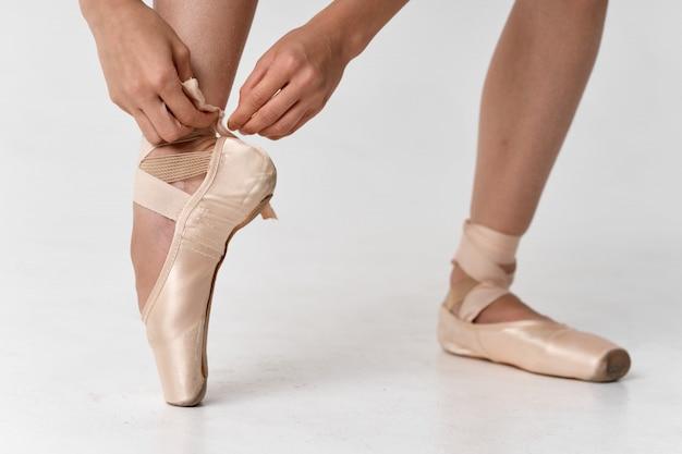 Ballerine danse ballet femme