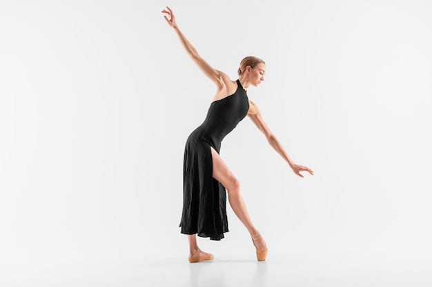 Ballerine à tir complet dansant